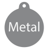 Medal D112 - Materials