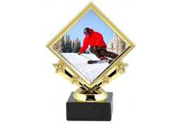 Statuetka narciarska X509/44a - Victory Trofea