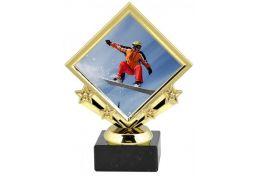 Statuetka snowboard X509/44b - Victory Trofea