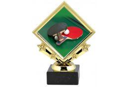 Table tennis statuette X509/19 - Victory Trofea
