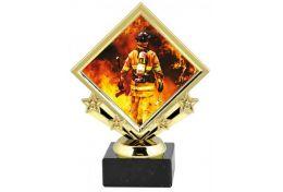 Statuetka strażacka PN.X509/33 - Victory