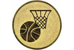 Emblemat koszykówka 10 - Victory Trofea