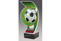 Statuetka plexi piłka nożna ARS-05 - Victory Trofea