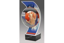 Statuetka plexi piłka ręczna ARS-35 - Victory Trofea