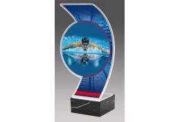 Statuetka plexi pływanie ARS-23 - Victory Trofea