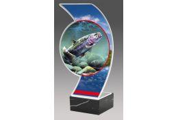 Statuetka plexi wędkarska ARS-99 - Victory Trofea