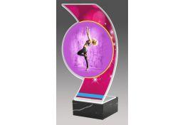Statuetka plexi taniec jazz ARS-49 - Victory Trofea