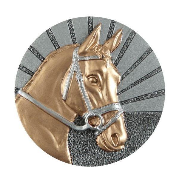 Emblemat konia 70 mm
