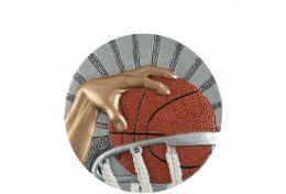 Emblemat odlewany koszykówka BL.23 - Victory Trofea