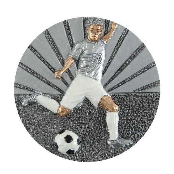 Emblemat piłka nożna 70 mm