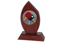 Table tennis statuette H162/15 - Victory Trofea