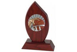 Statuetka koszykówki H161/25 - Victory Trofea
