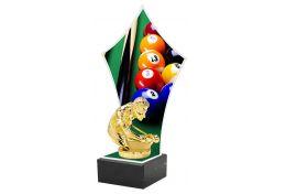 Statuetka bilard X361/10 - Victory Trofea