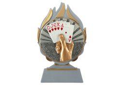 Statuetka brydżowa / karty FL.60 - Victory Trofea