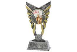 Statuetka brydżowa / karty X840/58 - Victory Trofea