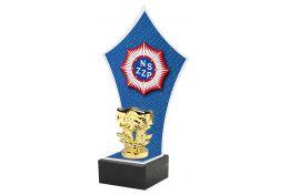 Statuetka z logo NSZZ Policji X361/NSZZP - Victory Trofea