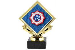 Statuetka z logo NSZZ Policji X509/NSZZP - Victory Trofea