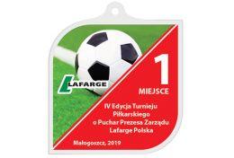 Medal piłkarski MAK.001.PN - Victory Trofea