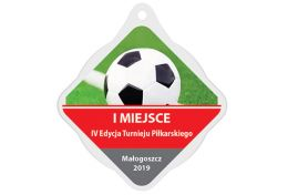 Medal piłkarski MAK002.PN - Victory Trofea