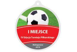 Medal piłkarski MAK003.PN - Victory Trofea