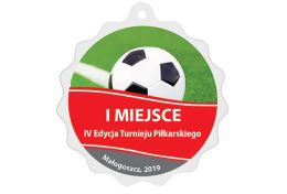 Medal piłkarski MAK004.PN - Victory Trofea