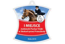 Medal jeździectwo/konie MAK - Victory Trofea
