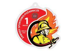 Medal strażacki MAK.OSP - Victory Trofea