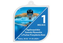 Medal pływanie MAK001.SWIM - Victory Trofea