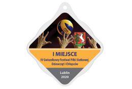 Medal siatkówka MAK002.PS - Victory Trofea