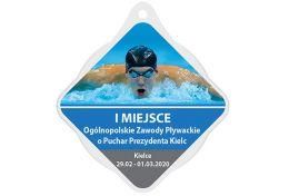 Medal pływanie MAK002.SWIM - Victory Trofea