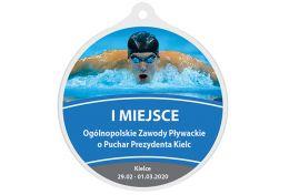 Medal pływanie MAK003.SWIM - Victory Trofea