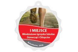Medal biegowy MAK004.LA - Victory Trofea
