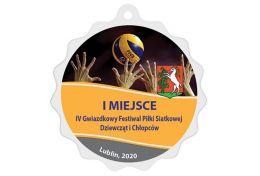 Medal siatkówka MAK004.PS - Victory Trofea