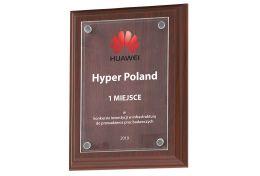 Dyplom drewniano-szklany HGL155 - Victory Trofea