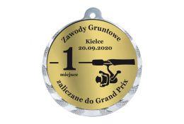 Medal wędkarski SME099 - Victory Trofea