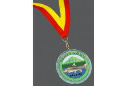 Medal wędkarski MWG70 - UV - Victory Trofea