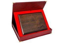 Dyplom drewniany grawerton PK.GRAW-GG Bordo - Victory