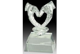 Statuetka serce dla nauczyciela/profesora PNP.W626 - Victory