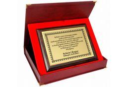 Dyplom podziękowania dla rodziców PSR.GRAW - Victory