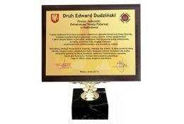 Dyplom strażacki PN.H15/33 - Victory
