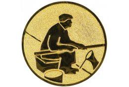 Emblemat wędkarz 59 - Victory Trofea