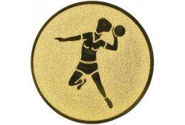 Emblemat piłka ręczna 8 - Victory Trofea