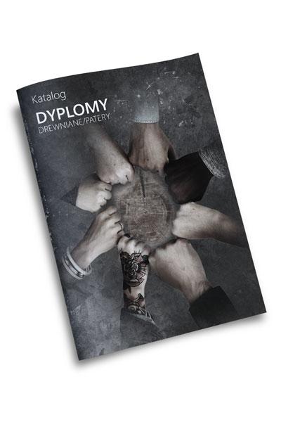 Dyplomy drewniane/patery 2020/21